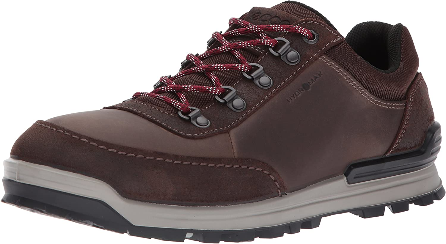 ECCO shoes Mens Oregon Low Backpacking Boots