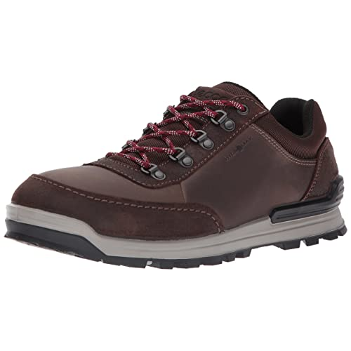 ECCO Mens Oregon Retro Sneaker Hiking Boot