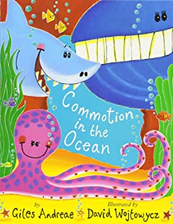 Best commotion in the ocean text Reviews