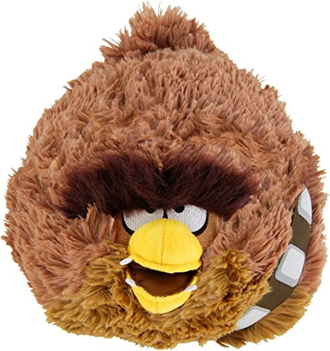 Angry Birds Star Wars 16  Deluxe Plush  Chewbacca
