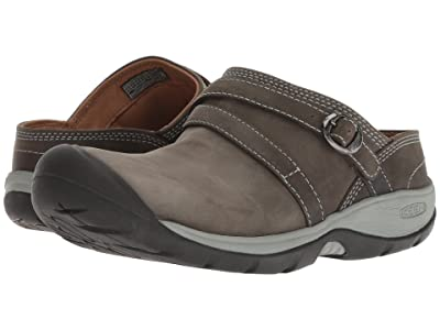 Keen Presidio II Mule (Turbulence/Wrought Iron) Women