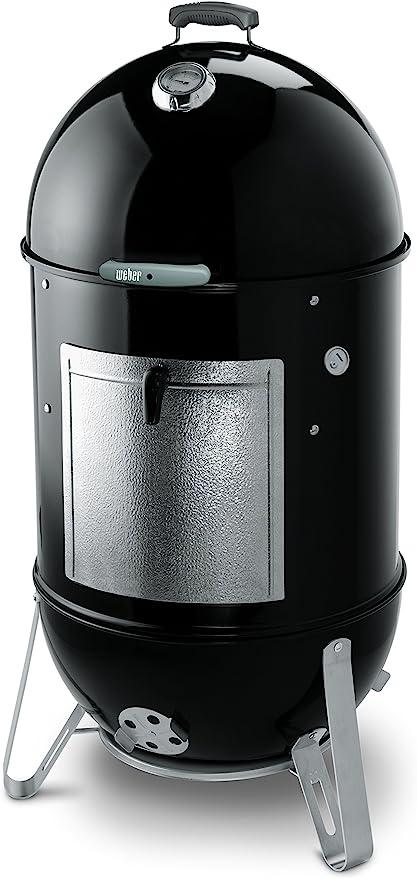 Weber Smokey Mountain Cooker – Best Overall Smoker