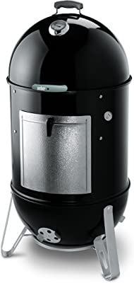 Weber 22-inch Smokey Mountain Cooker, Charcoal Smoker