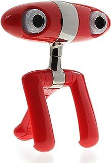 Minoru 3D Webcam (Red/Chrome)
