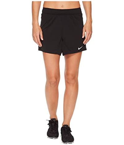 Nike Flex Attack Training Short (Black/White) Women
