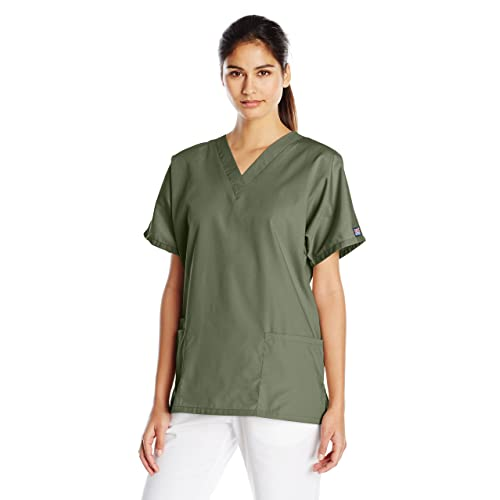 e057e58216d Scrub Tops Olive Green: Amazon.com