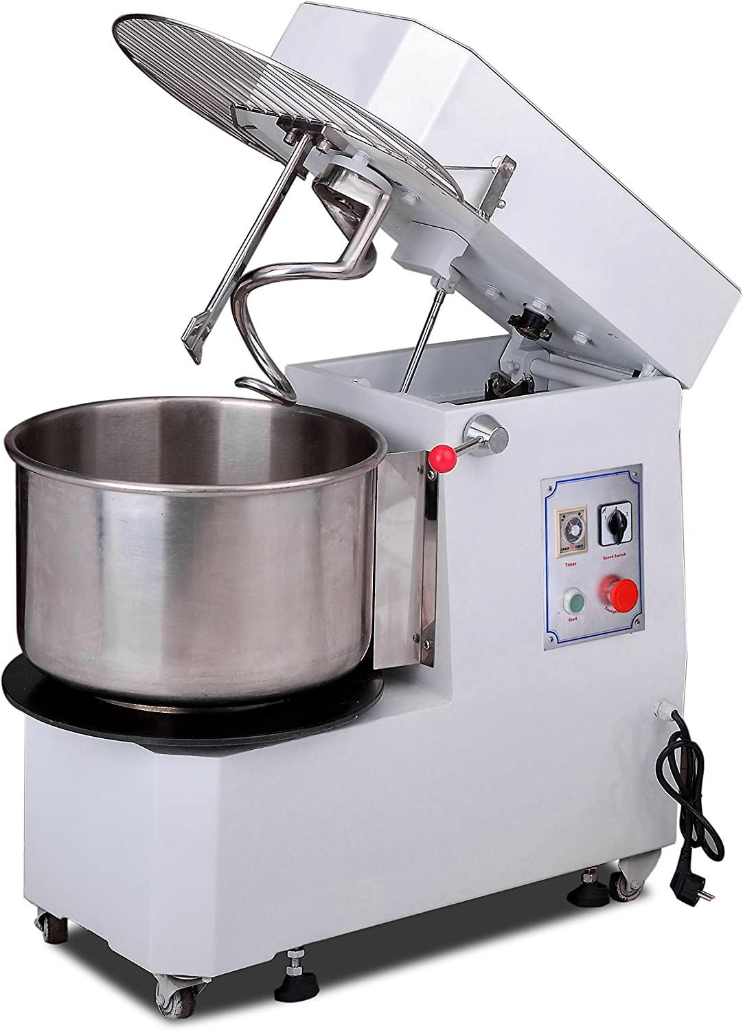 Hakka Commercial Dough Mixers Sale Special Price Mesa Mall 40 Quart 2 Steel Stainless R Speed
