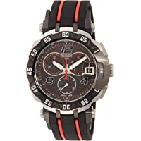 Tissot T-Race Moto GP Black Dial Chronograph Quartz Men's Watch (T092.417.27.207.00)