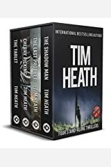 Tim Heath Thriller Boxset: 4 Full-Length, Stand-Alone Thrillers (Tim Heath Stand-Alone Thriller Boxsets Book 1) Kindle Edition
