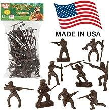 TimMee Davey Crockett Daniel Boone Figures - 24 Frontiersman Pioneers Made in USA