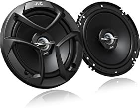 "JVC CS-J620 300W 6.5"" CS Series 2-Way Coaxial Car Speakers, Set of 2"
