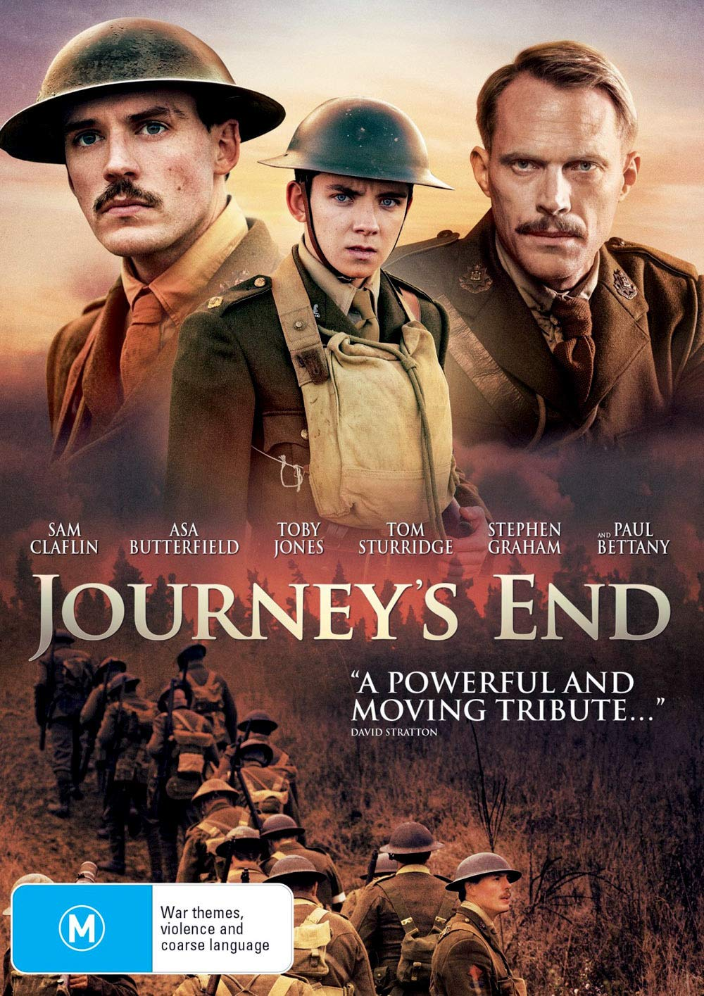Journey's End In stock DVD 70% OFF Outlet 4 Region