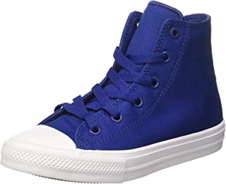Kids Converse Boys CTAS Ii Hi Hight Top Lace Up Basketball Shoes