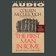 the first man in rome audiobook
