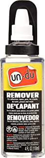 un-du Original Formula Sticker, Tape and Label Remover (Cannot Be Sold in California) - 4 Ounce