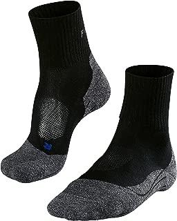 FALKE TE2 Short Chaussettes Courtes de Tennis Homme FR : L Taille Fabricant : 44-45 white-Mix