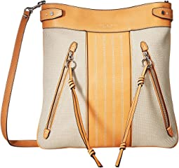 Tory Burch Moto Swingpack Canvas