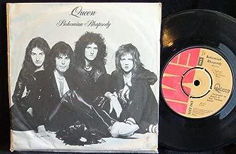 Bohemian Rhapsody (UK 1st pressing 7 inch vinyl single in picture sleeve)