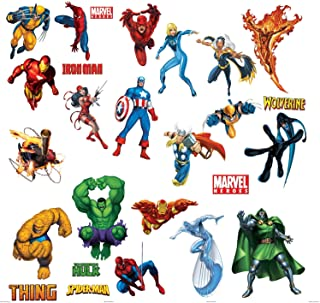 Marvel Heroes Comic – Spider-man, Captain America, Hulk, Fantastic 4, Thing, Thor,..