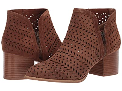 Seychelles Chaparral (Cognac Perforated Suede) Women