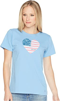 Americana Love Crusher Tee