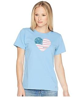Americana Love Crusher Tee