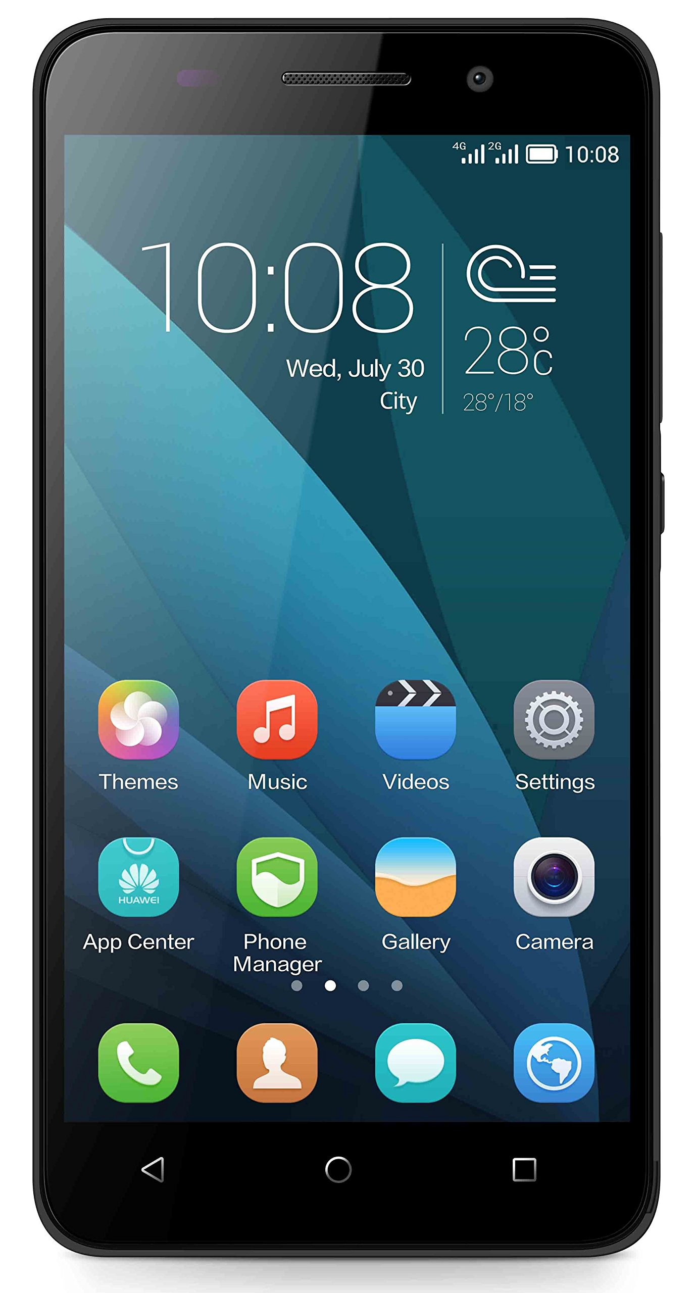 Honor 4X - Smartphone de 5.5