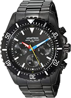 Armitron Men's Multi-Function Bracelet Watch