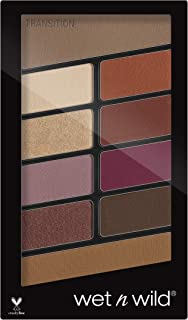 Wet 'n Wild Color Rose In The Air Icon 10 Pan Palette, Multi-Color, 10g