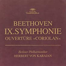 Beethoven Symphony No.9 Coriolan Overture