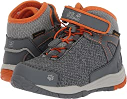 Jack Wolfskin Kids Portland Texapore Mid (Toddler/Little Kid/Big Kid)