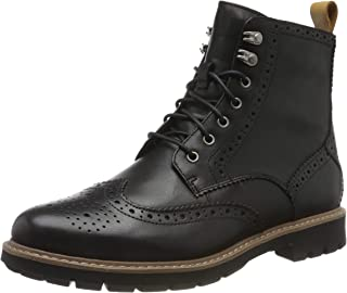 Clarks Men's Batcombe Lord Biker Boots