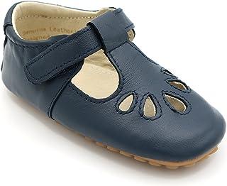 a564c69a6ee65 Luxueuses chaussures de bébé anglaises en cuir conçues pour les fêtes, les  mariages et les