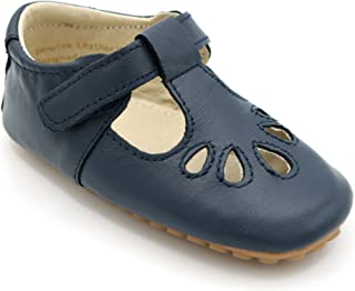blue t bar shoes