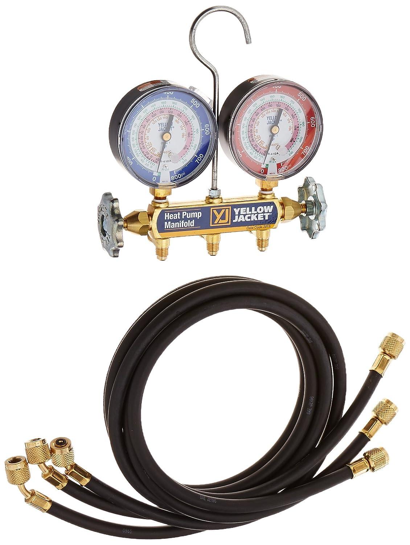 Yellow Department store Jacket 42044 Heat Pump Manifold II 60