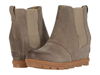 SOREL Joan of Arctictm Wedge II Chelsea (Khaki II) Women