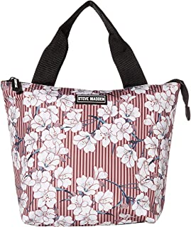 Insulated Printed Lunch Tote