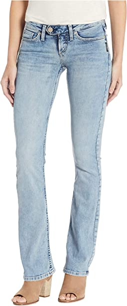 Tuesday Low Rise Slim Bootcut Jeans in Indigo L12602ASC275