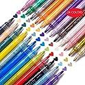 Allnice Rocks Painting Acrylic Paint Markers Pens