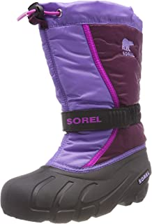 sorel flurry toddler & youth snow boot