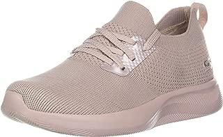 Women's Bobs Squad 2. Sock Fit Slip on Engineered Knit Memory Foam Sneaker
