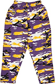 Men's Officially Licensed Print Accent NFL Stadium Pants