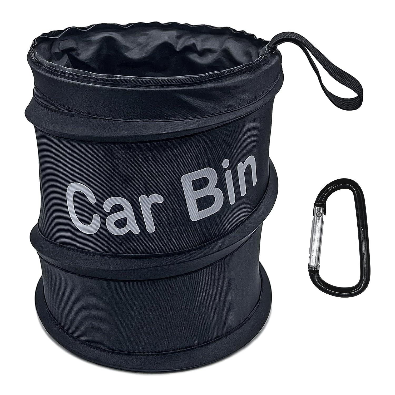 Portable Genuine Car Trash Can Pop-up Bag Choice Foldable Collapsib
