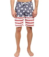 Vans - Sky N Stripes Boardshorts
