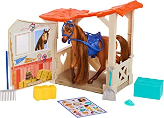 DreamWorks Spirit Riding Free Horse & Stable Accessory Set
