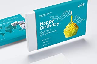 Happy Birthday - Tinggly Gift Voucher/Gift Card in a Gift Box