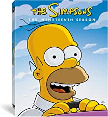 THE SIMPSONS The Complete Nineteenth Season arrives on DVD December 3 from Fox