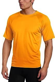 Men's Short Sleeve UPF 50+ Swim Shirt (Regular & Extended Sizes)