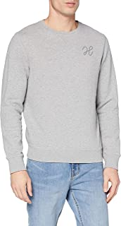 Hackett London Men's Marl Crew Sweatshirt