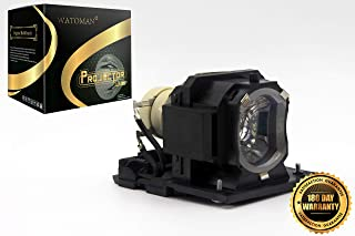 Watoman DT01481 Origina Replacement Projector Lamp with Housing for Hitachi CP-AW2505 CP-AX2503 CP-AX2505 CP-BX301WN CP-TW2505 CP-WX3042WN Projectors